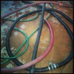 Messy tubes for harvest
